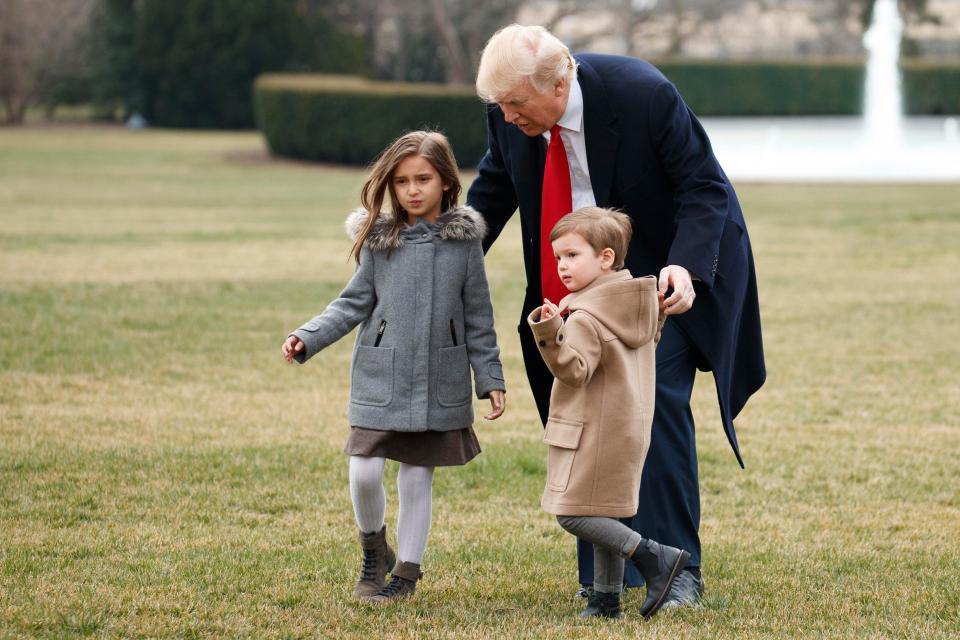 Donald-Trump-torunlari-1