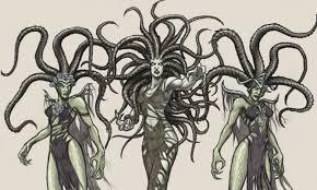 Gorgonlar