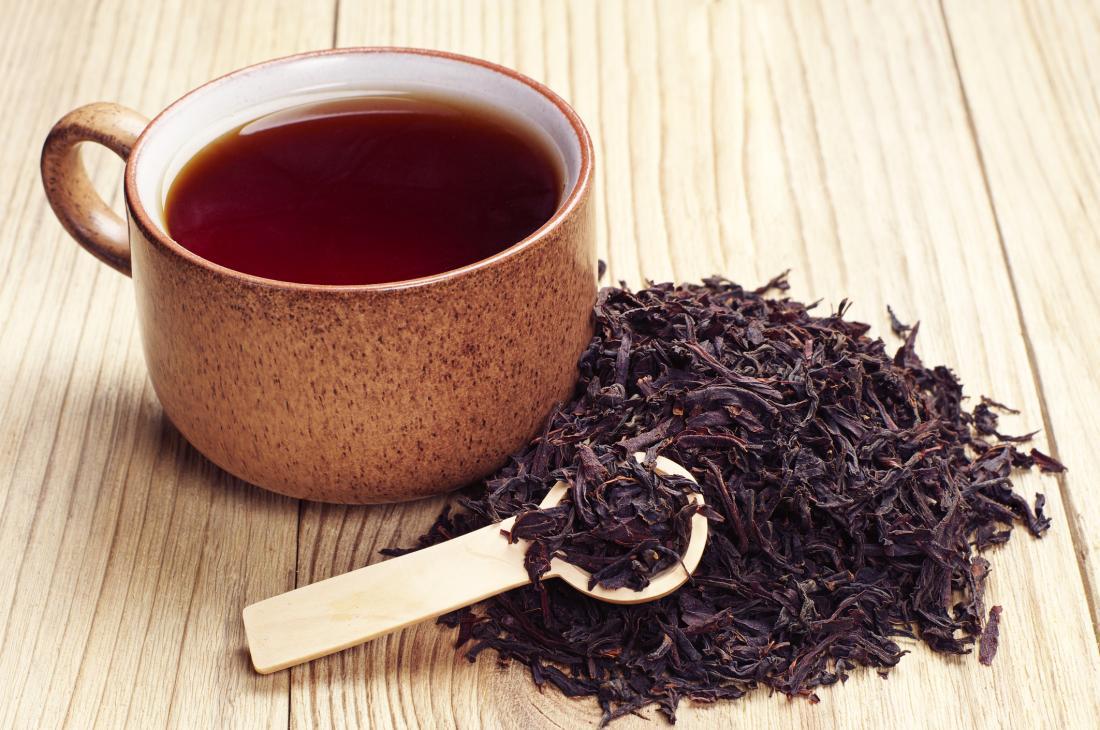 Siyah çayın kadınlara inanılmaz faydası