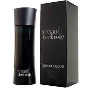 Armani Code Black Parfüm