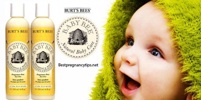 Burt's Bees Bebek Saç ve Vücut Şampuanı