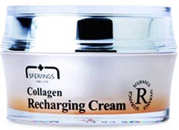 Sferangs Collagen Recharging Cream