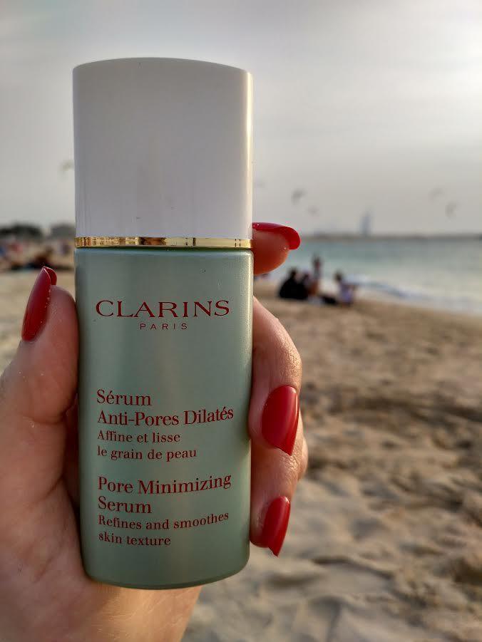 Clarins Serum Anti Pores Dilates Gözenek Küçültücü Serum