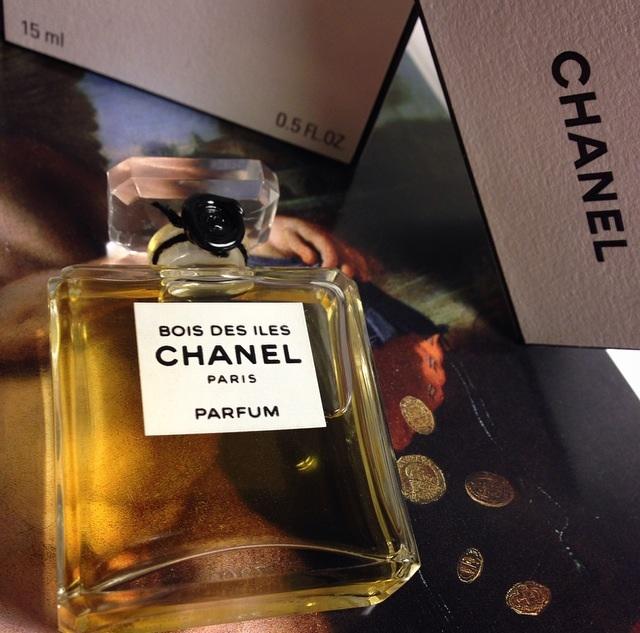 Chanel Bois de Iles-Kadın