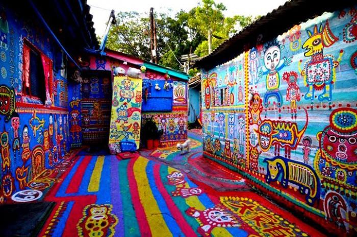 Rainbow Köyü-Tayvan