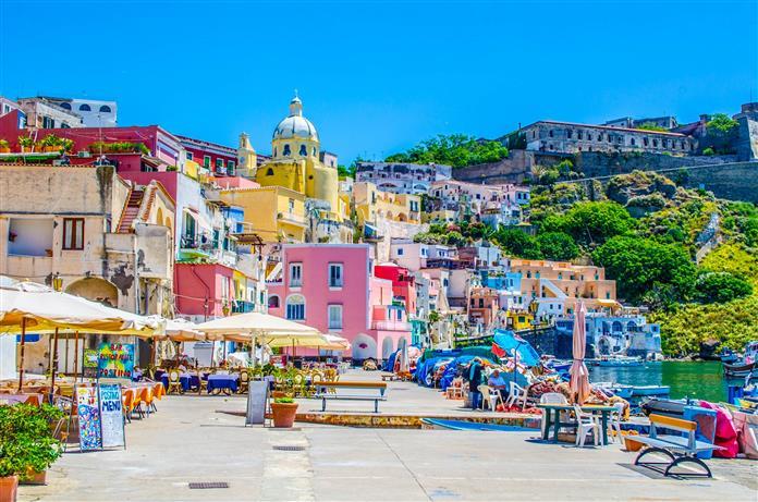 Procida-İtalya