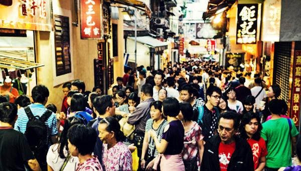 Dünyanın En Yoğun Yerleşim Yeri Macau