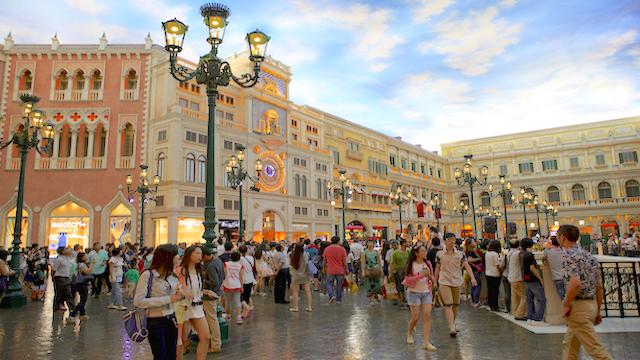 Büyük İhracatçı Macau
