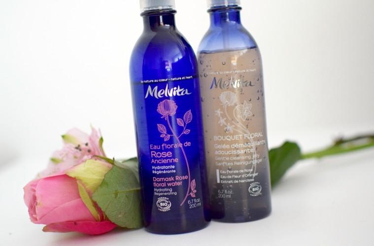 Melvita Organik gül-çiçek Suyu