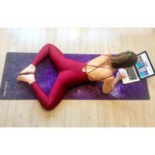 Plates ve Yoga Minderi (mat) Temizleme Spreyi