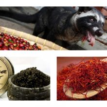 Dünyanın En Pahalı Yiyecekleri,Nadir Bulunan Yiyecekler