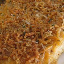 Peynirli Sarımsaklı Tavuk