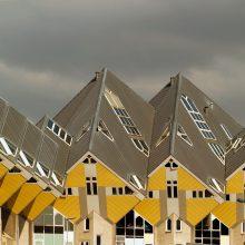 Dünya'daki En Değişik 10 Mimari
