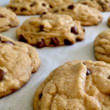 Çikolatalı Tereyağlı Cookie Tarifi