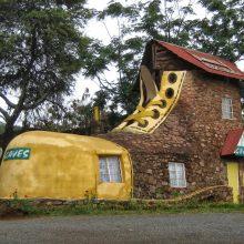 Dünya'daki En Sıradışı Evler