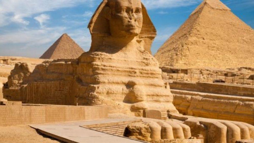 Büyük Sfenks'i kim yaptı? Büyük Sfenks nedir? Mısır Piramitleri