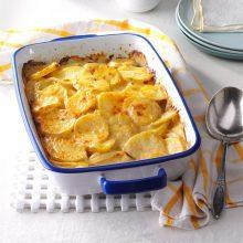 Patates Graten Tarifi (Kabaklı)