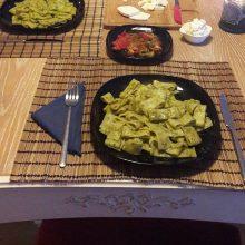 Pesto Sos ve Pesto Soslu Makarna Tarifi