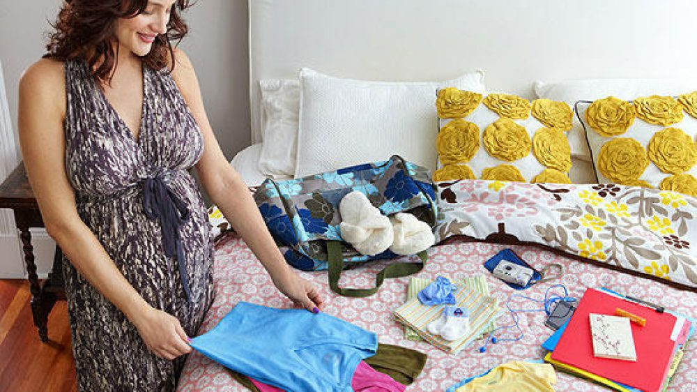 Doğum Hastane Çantası Hazırlama- Doğum Çantasına Neler Konur?
