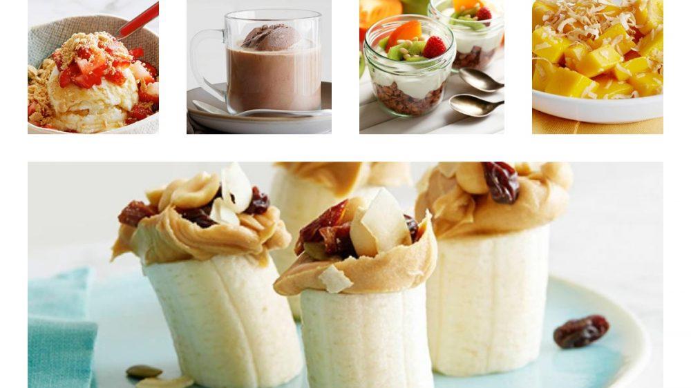 Düşük Kalorili Tatlı Tarifleri-250 Kalori Altında 8 Tatlı Tarifi
