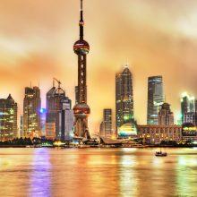 Şhangay  Gezisi  (Shanghai)