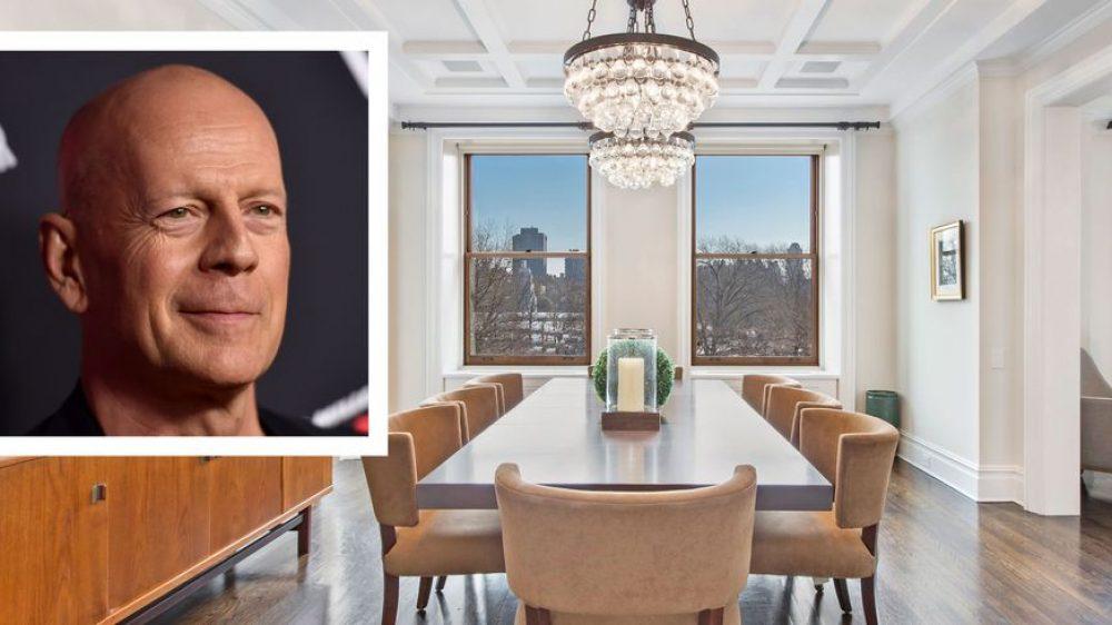 Bruce Willis'in Newyork'daki Evi